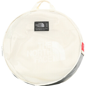 The North Face Base Camp Duffel M, vintage white/tnf white